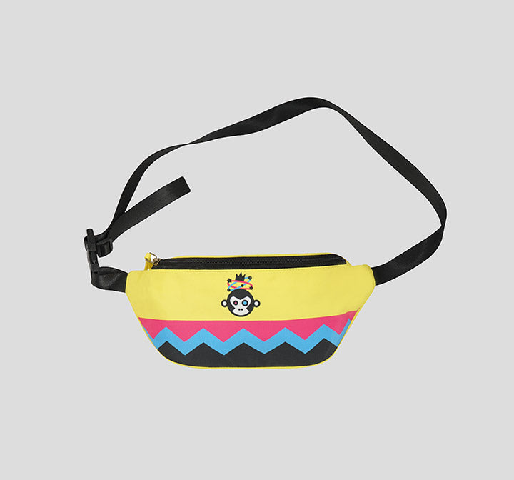 Bira 91 Get Set Boom Fanny Pack - Multicoloured