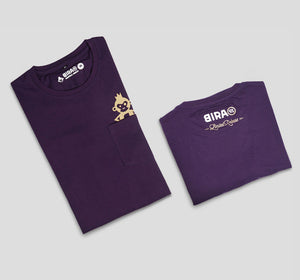 Limited Release Pocket Monkey T-Shirt (Purple)