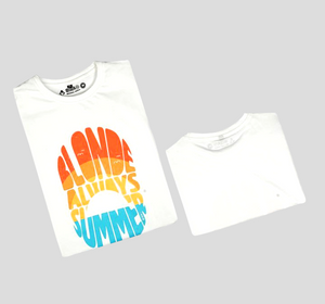 Bira 91 Always Summer Slogan T-shirt - White