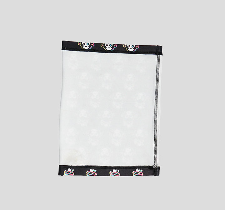 Bira 91 Boom Dizzy Monkey Illustration Black Bandana