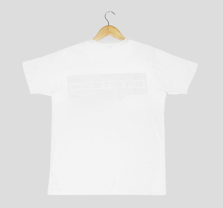 Bira 91 Get Set Boom Illustration T-Shirt - White