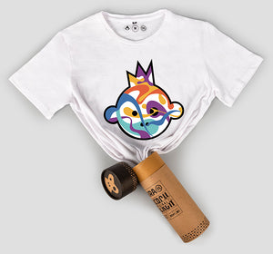 Bira 91 Makeplay Tee - White