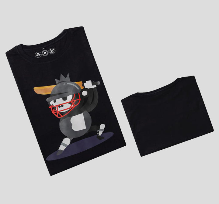 Bira 91 Cricket - Navy Blue T-shirt