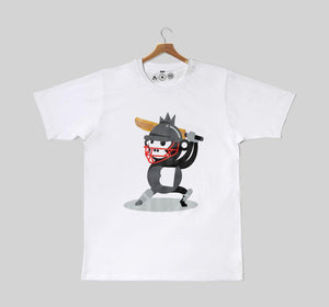 Bira 91 Cricket T-Shirt - White