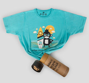 Bira 91 Always Summer Surfing - Blue T-shirt