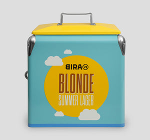 Bira 91 Blonde Summer Lager - Ice Cooler Box