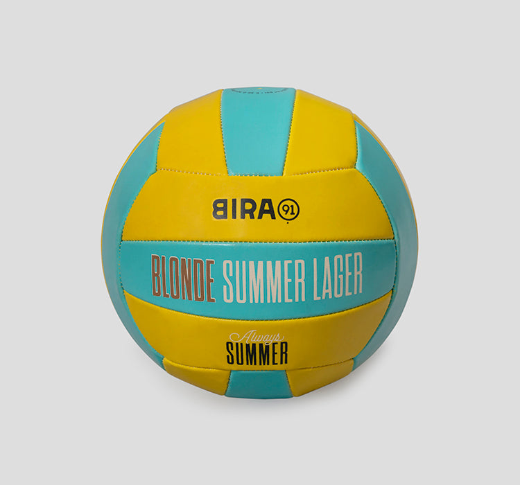 Bira 91 Blonde Summer Lager - Volley Ball