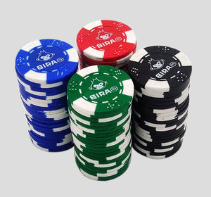 Bira 91 Festive Poker Set 200 Chips