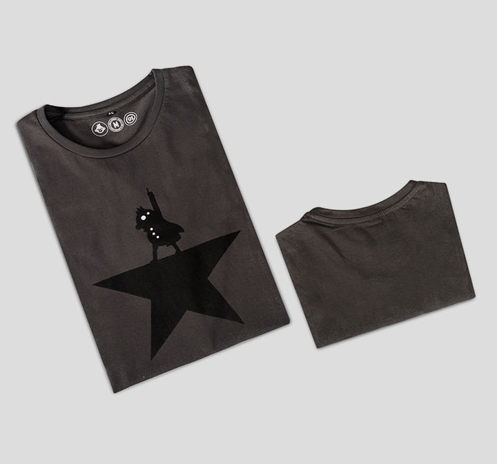 Bira 91 Inspired Art Tee - Dark Grey