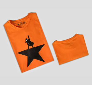 Bira 91 Inspired Art Tee - Orange
