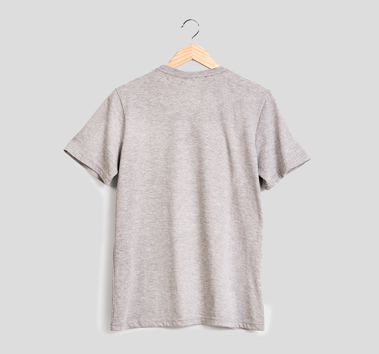 Bira 91 Keep It Light Tee- Light Grey