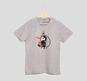 Bira 91 Weekend Tee - Light Grey