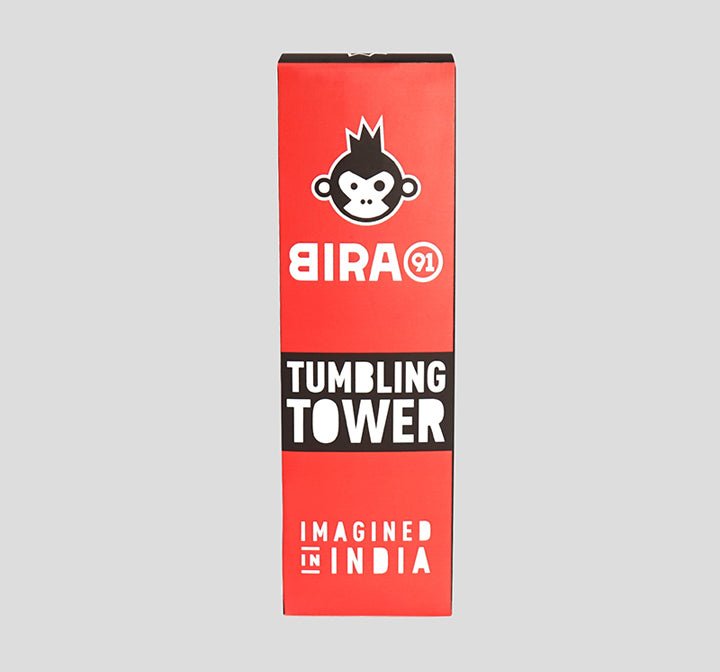 Bira 91 Tumbling Tower - 54 Blocks
