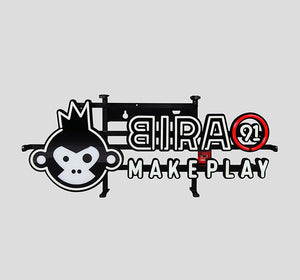 Bira 91 Makeplay LED Signage