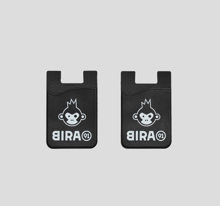 Bira 91 Mobile Back Sleeve