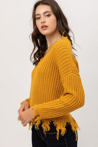 Teegan Sweater
