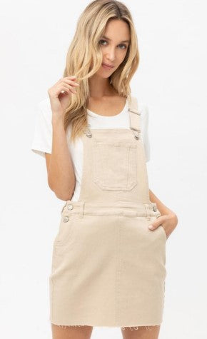 Savannah Overall Dress