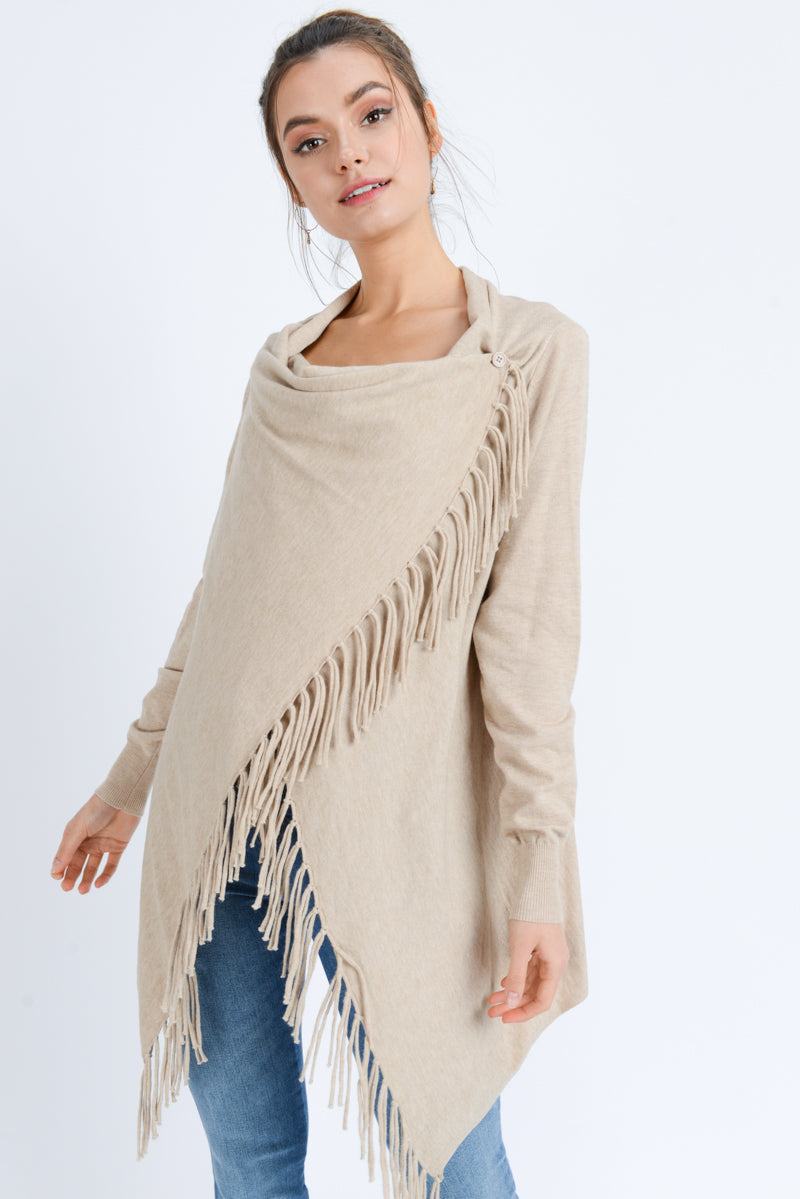 Skyler Sweater Cardigan