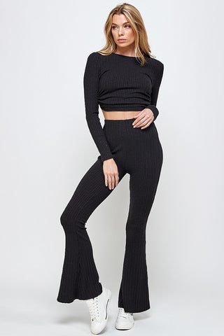Kassandra Top and Pants Set