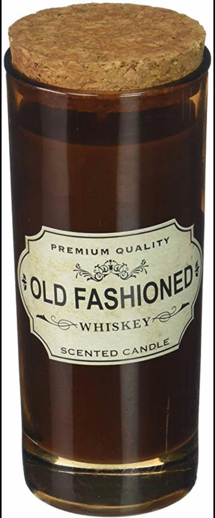 Cocktail Lounge Candle-highball glass-6 Oz.