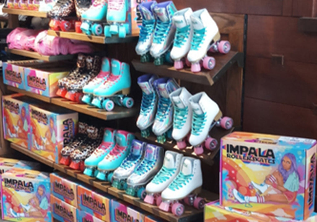Impala Rollerskates now stocking in Indonesia and selling well.