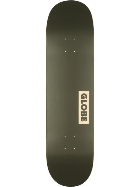 Globe Goodstock Fatigue Green 8.25 Deck
