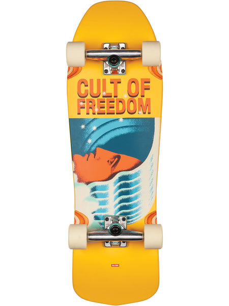 "Globe Blaster 30"" Cult of Freedom/Wavehead Cruiser"