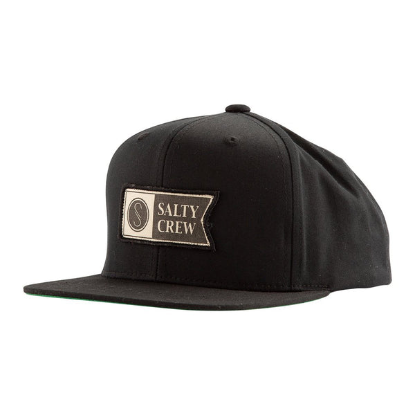 Salty Crew Alpha Stamped 6 Panel