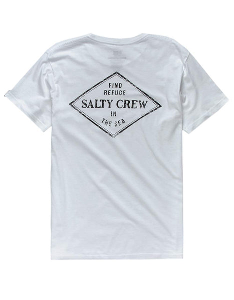 Salty Crew Four Corners S/s Tee (White)