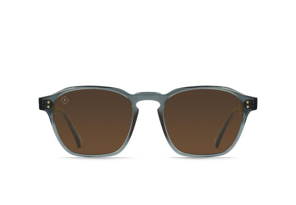 Raen Aren Sunglasses Slate / Vibrant Brown Polarized
