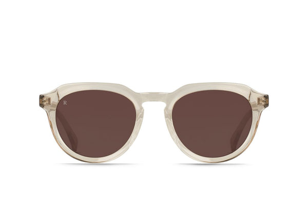 Raen Sage Sunglasses Haze / Plum Brown