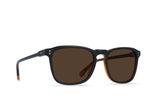 Raen Wiley Sunglasses Black / Tan Brown