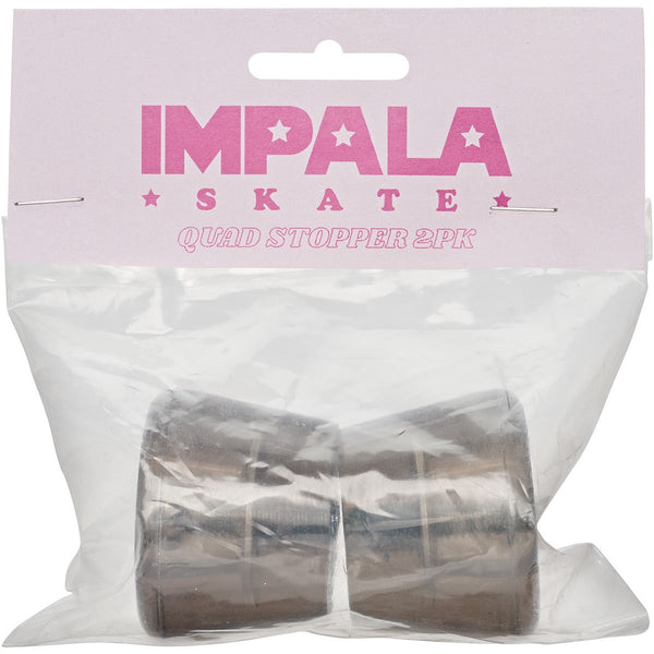 Impala 2 pack Stopper with Bolts - Black