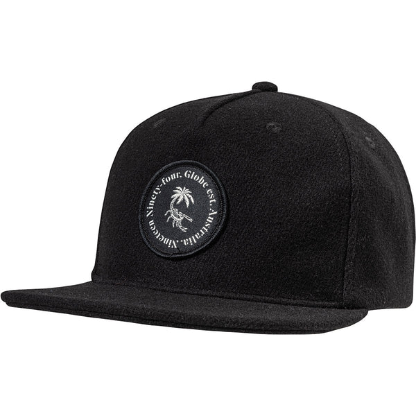 Globe Lock N Load Trucker Cap Black