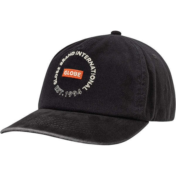 Globe Device Cap Black