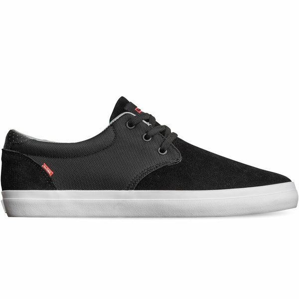 Globe Winslow Shoe Black Nylon/White
