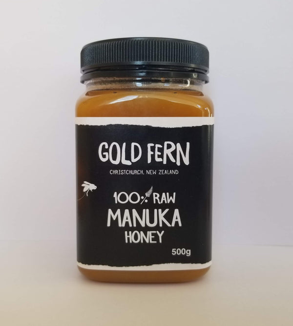 Raw Manuka Honey MGO83+