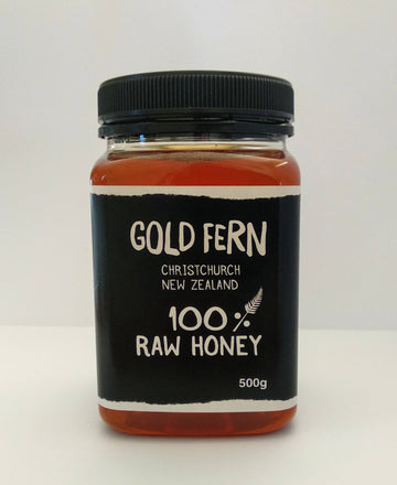 Raw Liquid honey