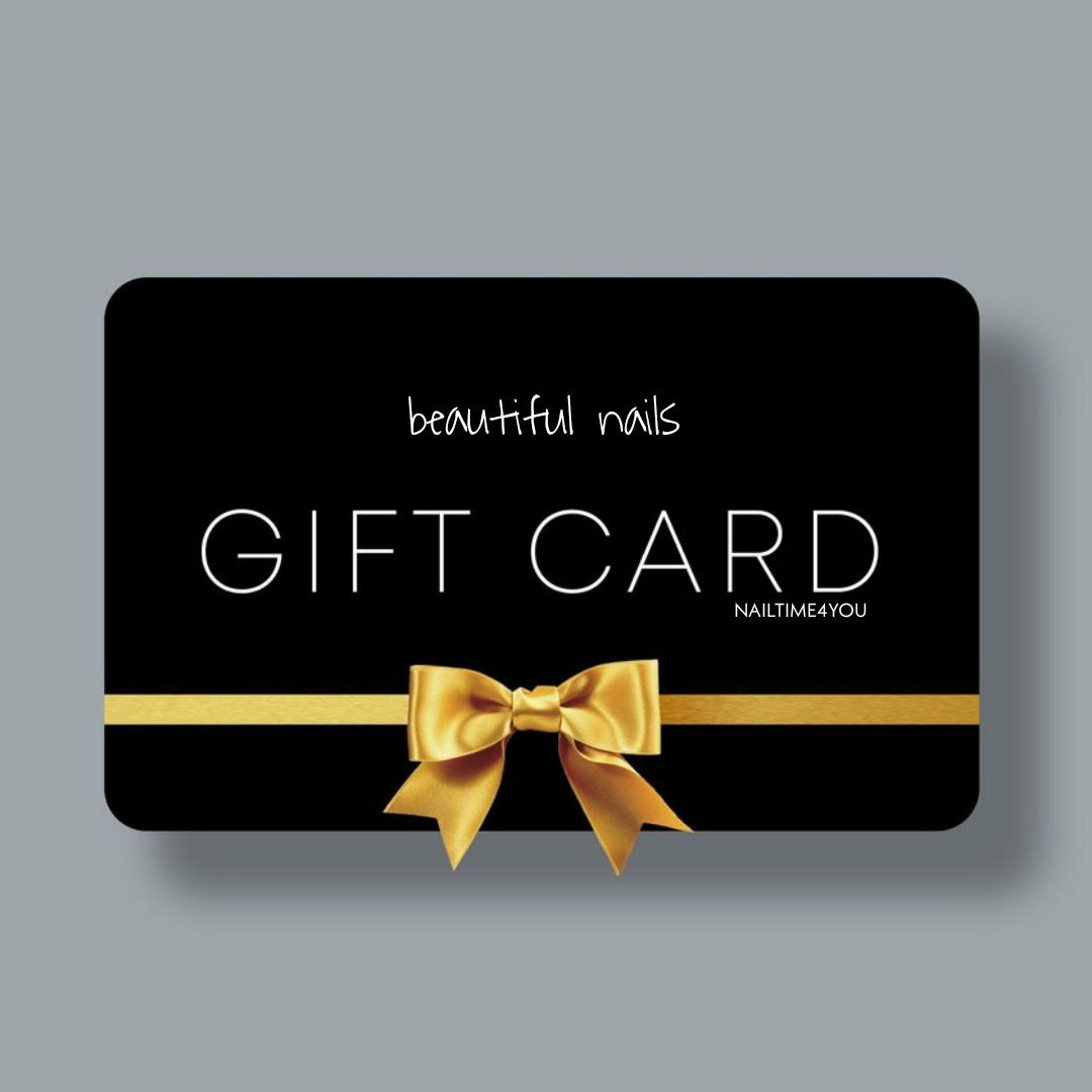 NAILTIME4YOU - Gift Card