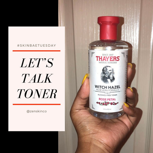 Let's Talk Toner