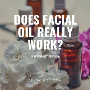 I'm Too Oily to use Facial Oils