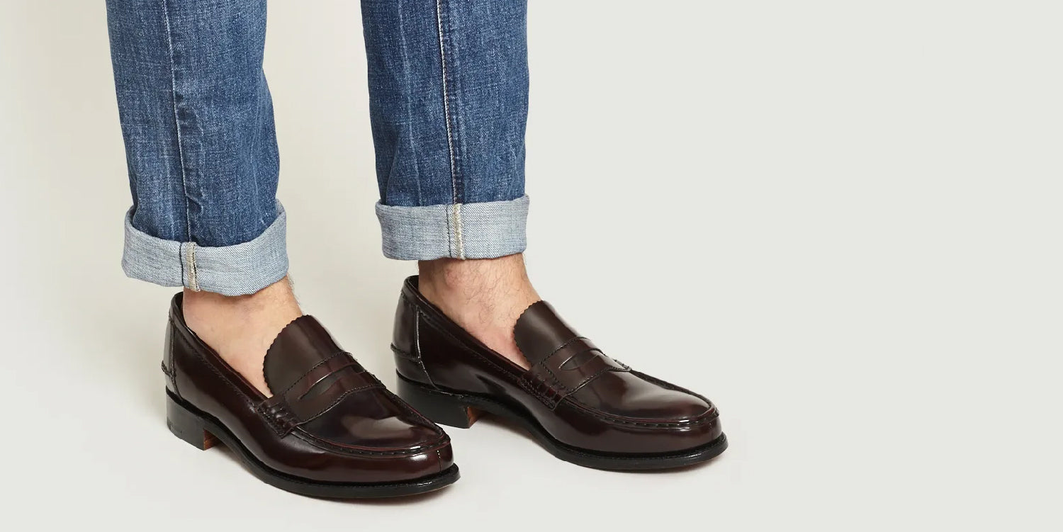Caruso Penny loafer