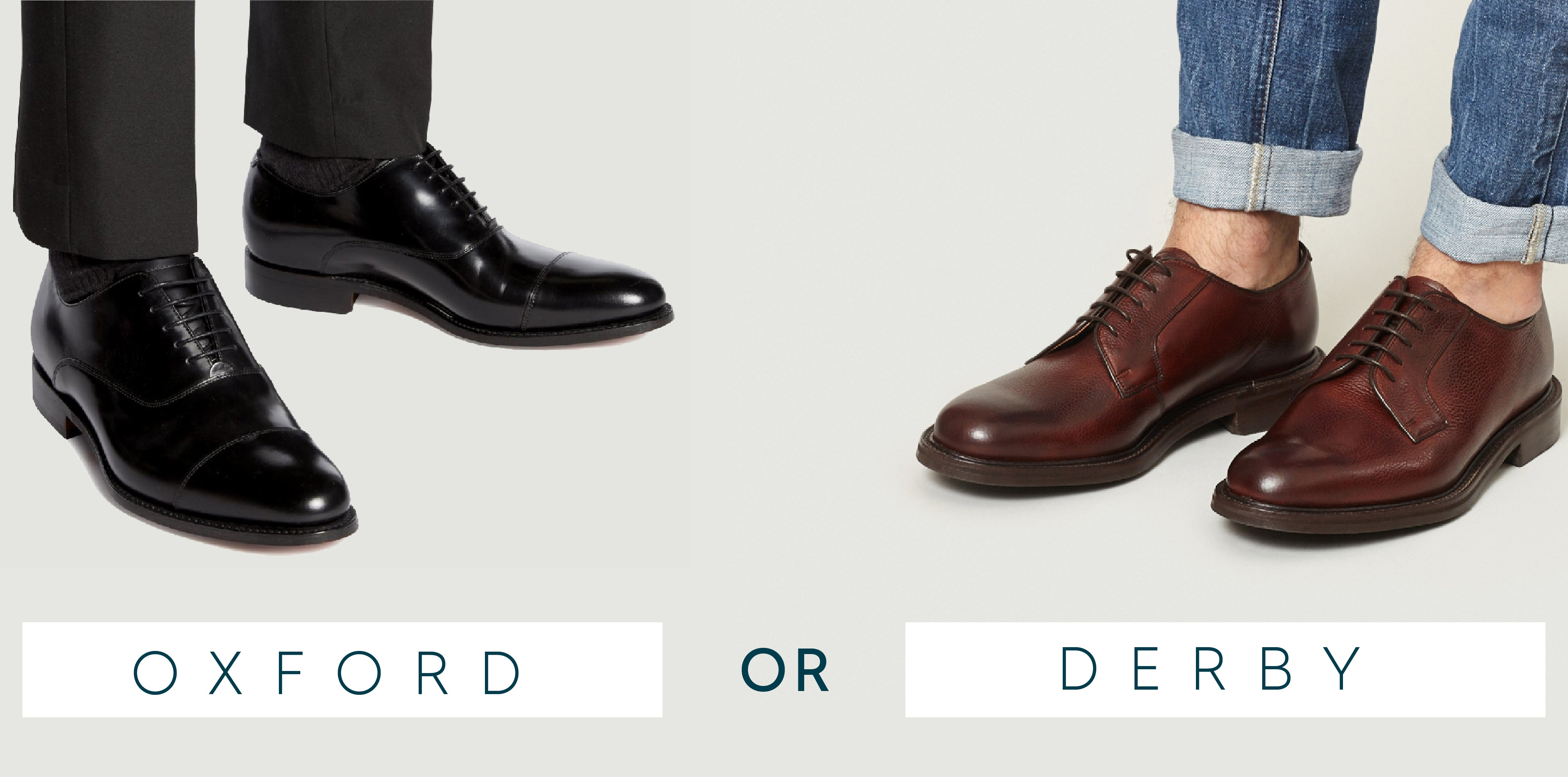 Oxford Or Derby By Barker Shoes