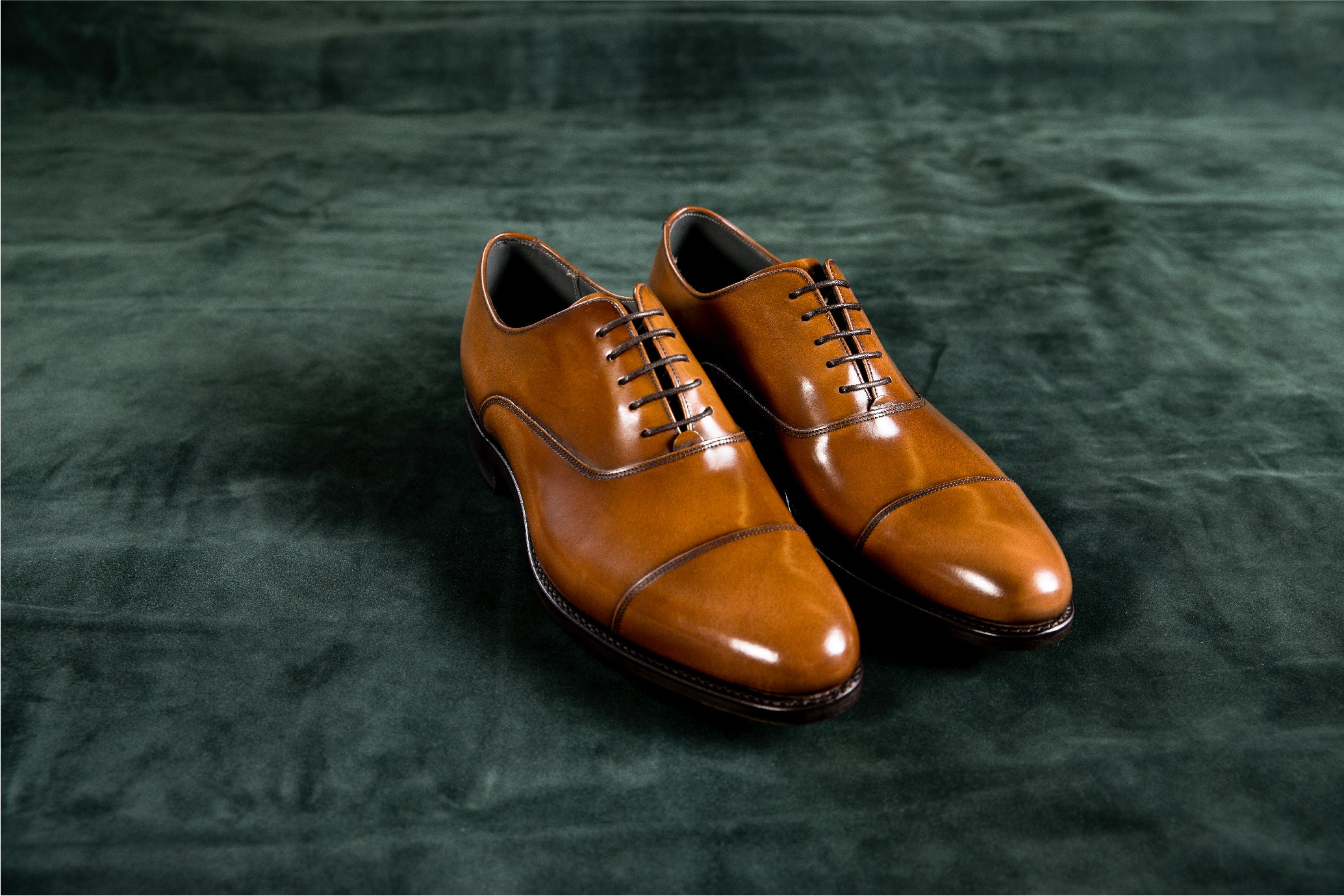 Winsford - Men's Handmade Oxford Shoes By Barker