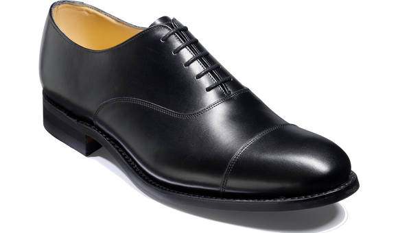 Chigwell - Black Calf