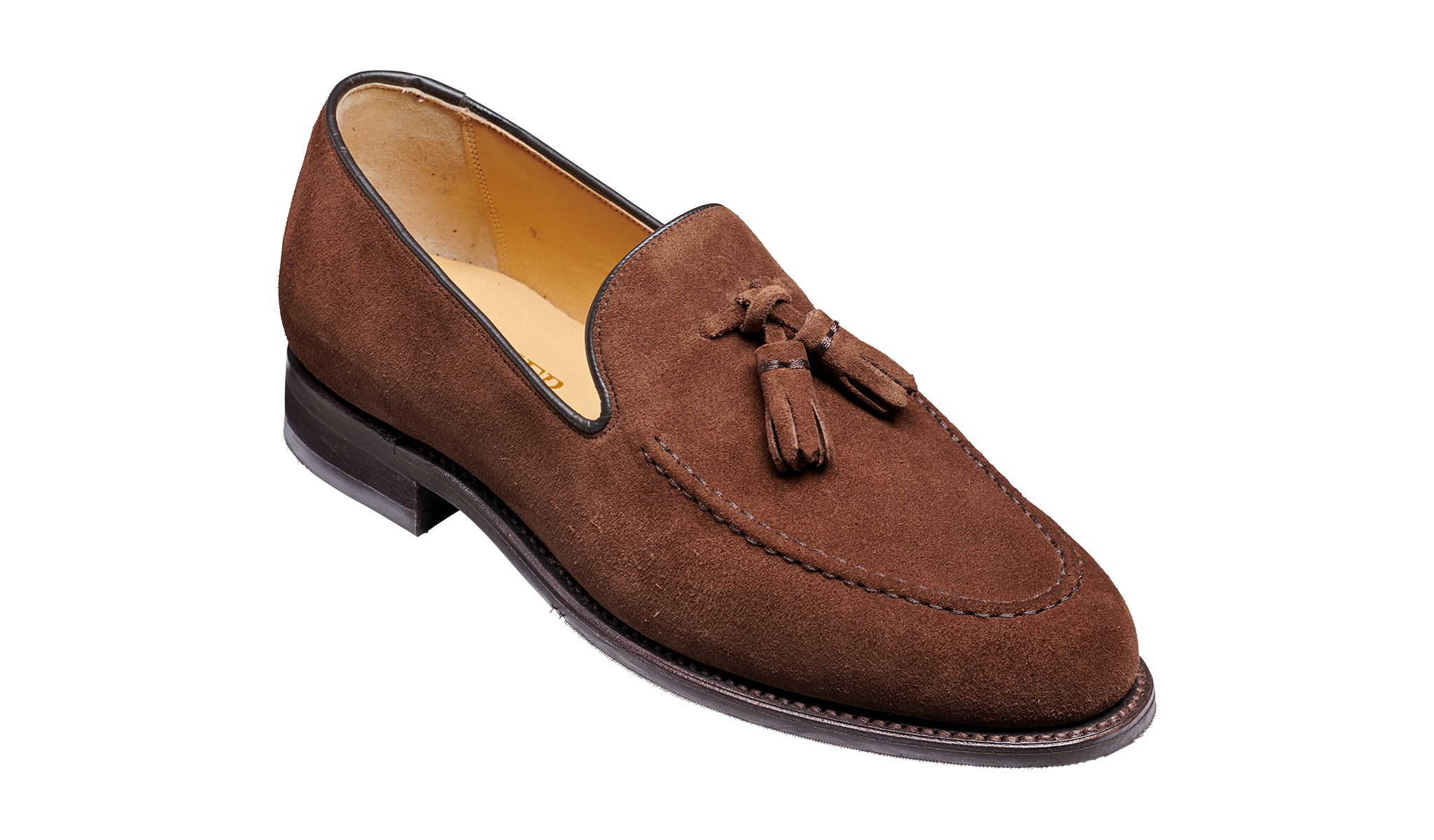 Studland - A men's loafer by Barker Shoes.