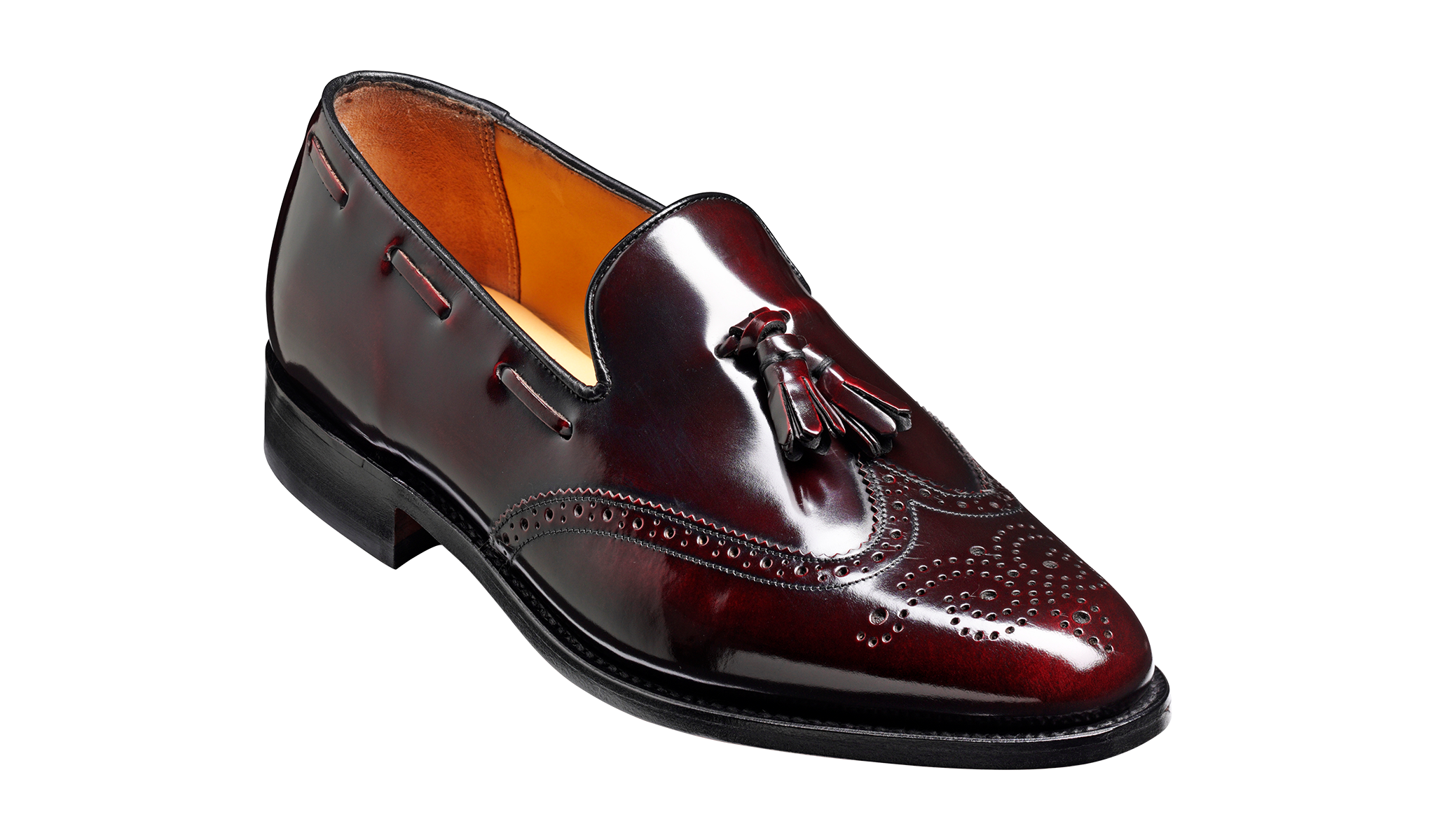 Clive - A men's loafer by Barker Shoes.