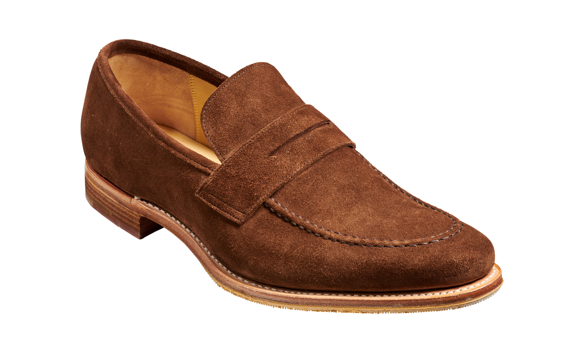 Gates - A men's loafer by Barker Shoes.
