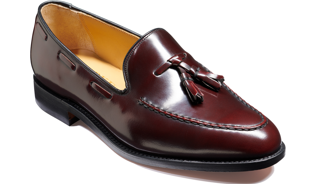 Litchfield - Burgundy Hi-Shine