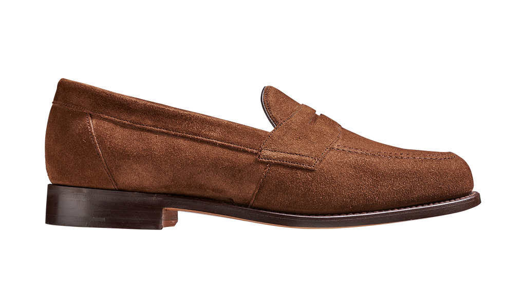 Portsmouth - Brown Suede